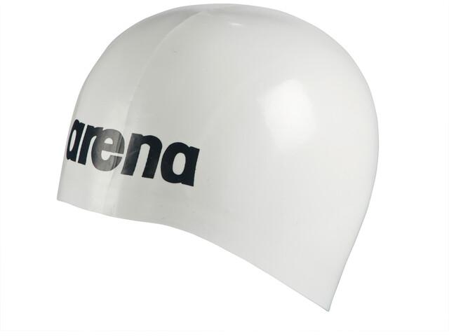 arena Moulded Pro II - Bonnet de bain - blanc